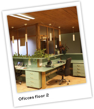 Palets Pla D'Urgell - Offices floor 2